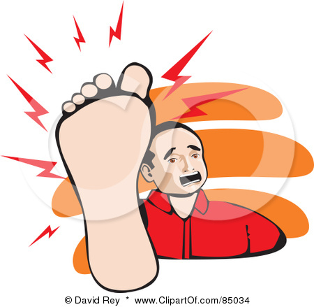85034-royalty-free-rf-clipart-illustration-of-a-mexican-man-holding-up-his-painful-foot