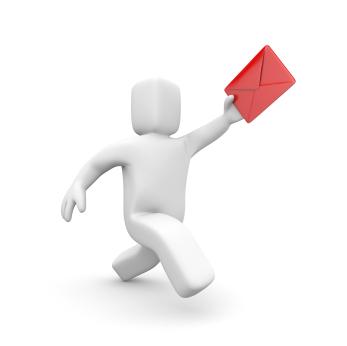 Postman - Letter delivery